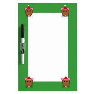 Merry Christmas Mouse Memo Board