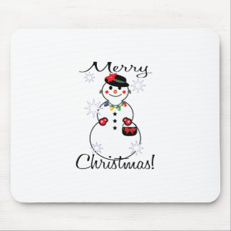 Merry Christmas Mouse Pads