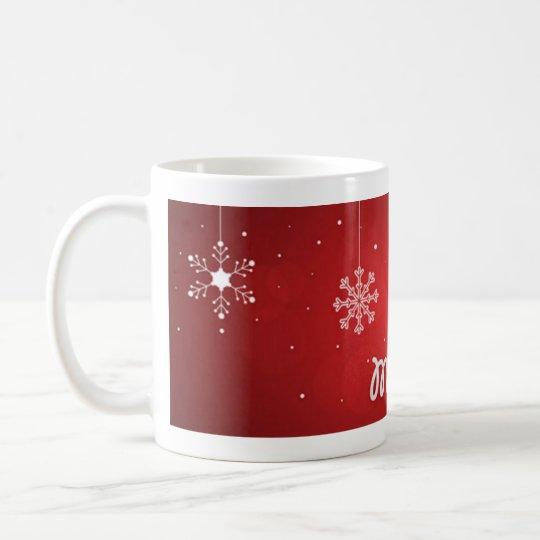 Merry Christmas Mug4 Coffee Mug