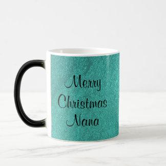 Merry Christmas Nana I Love You Mug by Janz