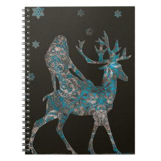 merry christmas notebook