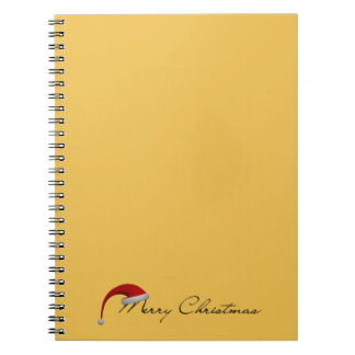 Merry Christmas! Notebook