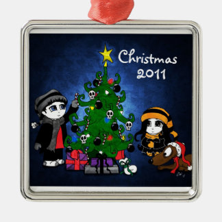 'Merry Christmas' Ornament