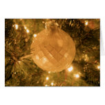 Merry Christmas - Ornament Greeting Cards