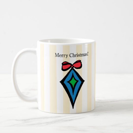 Merry Christmas Ornaments 11 oz. Mug