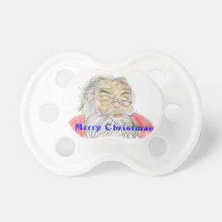 Merry Christmas Pacifier