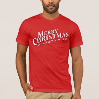 """""""Merry Christmas"""" Party T-Shirt"""