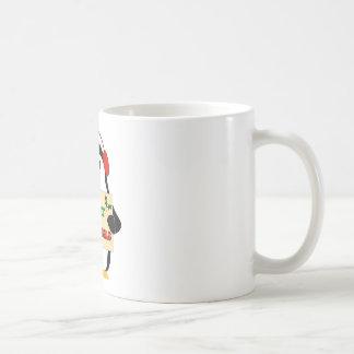 Merry Christmas Penguin Coffee Mugs
