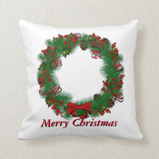 Merry Christmas Personalize Cushion