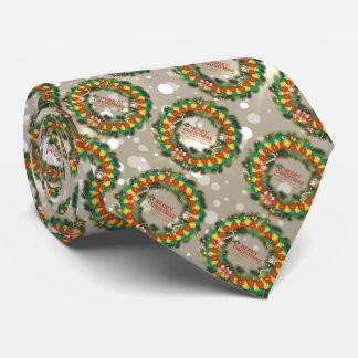 Merry Christmas Pickleball 1 Tie