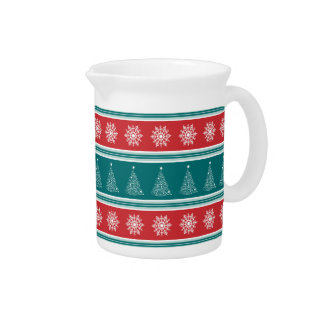 Merry Christmas Pitcher