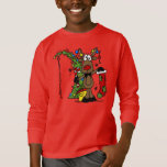 Merry Christmas Reindeer T Shirt