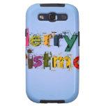 Merry Christmas Samsung Galaxy S3 Case