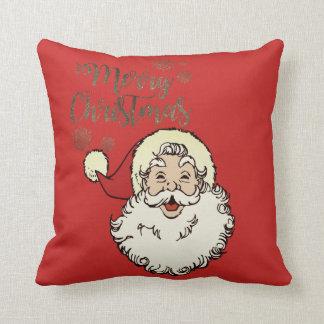 Merry Christmas,Santa Claus Cushion