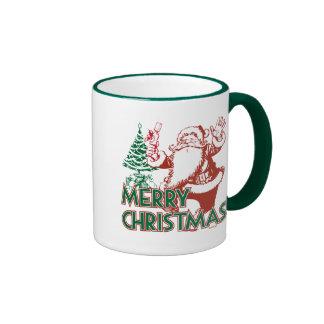 Merry Christmas - SANTA Coffee Mug