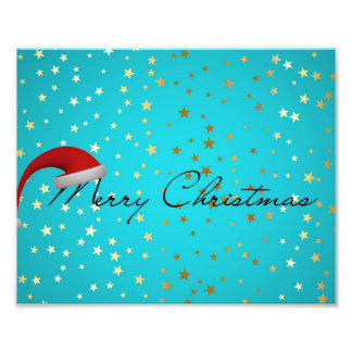 Merry Christmas Season Photo Print