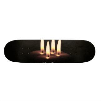 Merry Christmas Skate Board Deck