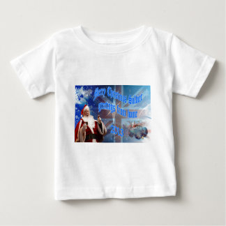 Merry Christmas Soldier Infant T-Shirt