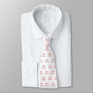 """Merry Christmas"" Tie"