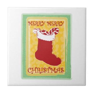 Merry Christmas Tiles