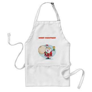 Merry Christmas To All And To All Goodnight Standard Apron