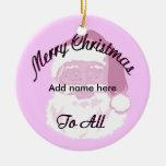 Merry Christmas To All Santa