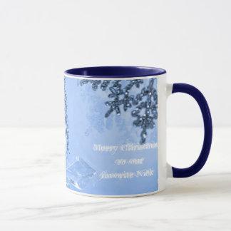 Merry Christmas to our favorite Nick mug