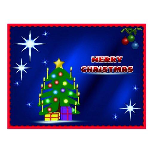 MERRY CHRISTMAS! v.11 ~ Post Cards
