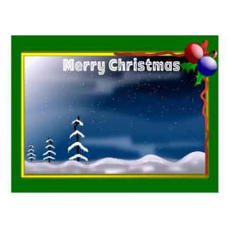 MERRY CHRISTMAS! v.15 ~ Postcard