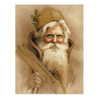 """""""Merry Christmas"""" Vintage Christmas Postcard"""