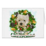 Merry Christmas Westie