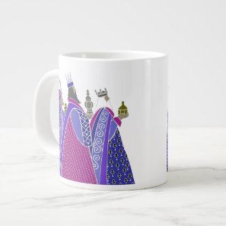 Merry Christmas - Wise Men Jumbo Mug
