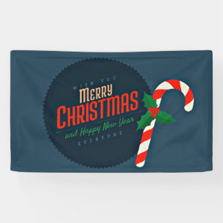 Merry Christmas Wishes Banner