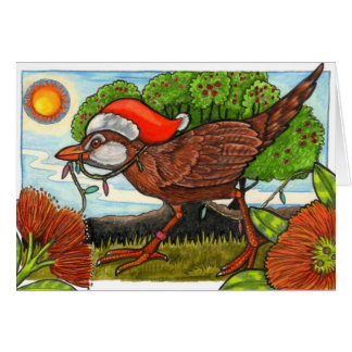 Merry Christmas with Aroha Card