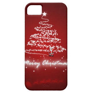 merry christmas xmas santa iphone 5 5s case