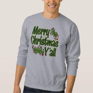 Merry Christmas Y'all! Sweatshirt