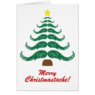 Merry Christmastache! Card