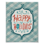 Merry Christmastime Holidays Poster