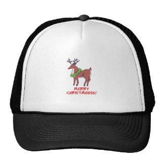 Merry Christmoose! Trucker Hat