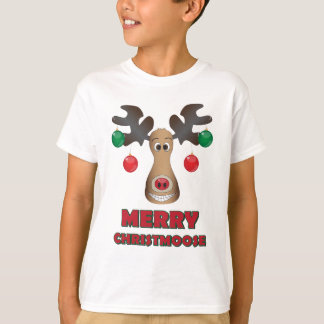 Merry Christmoose! T-Shirt