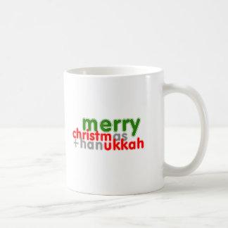 MERRY CHRISTMUKKAH COFFEE MUG