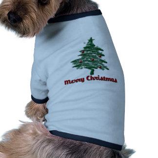 Merry Chrsitmas Doggie Shirt