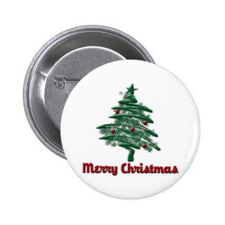 Merry Chrsitmas Pin