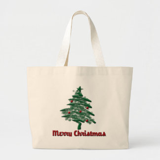 Merry Chrsitmas Tote Bag