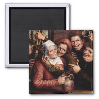 Merry Company, 1562 Magnet