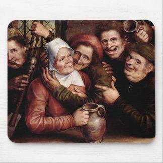 Merry Company, 1562 Mouse Pad
