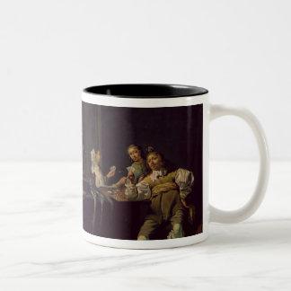 Merry Company Two-Tone Coffee Mug
