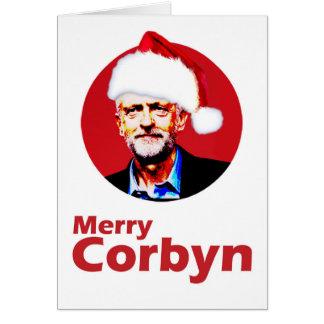 Merry Corbyn - Card