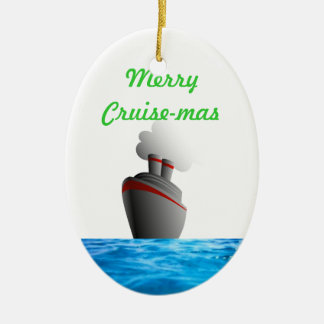 Merry Cruise-mas COL1 Dated Ornament