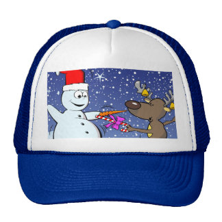 Merry Fencing ! Hat